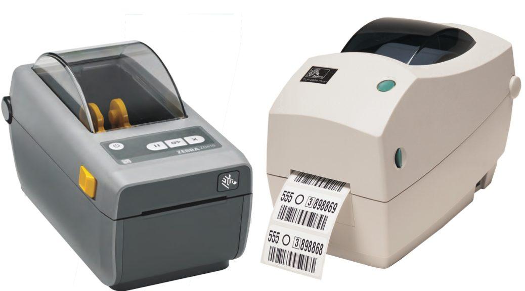 Label Printers Direct Thermal Vs Transfer